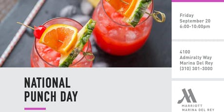 National Punch Day tickets