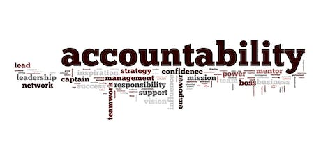The Accountability Summit: Getting Business Done in 2020 tickets