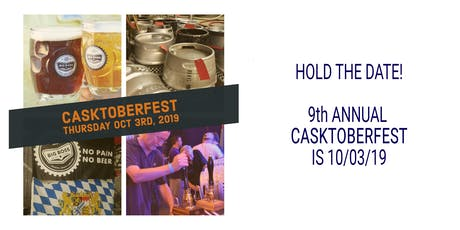 Casktoberfest Cask Ale Event tickets