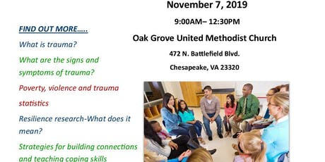 Trauma Informed Care Training for Out of School Time professionals tickets