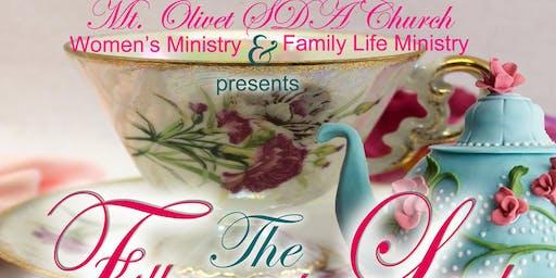 Mount Olivet SDA Church Tea Party