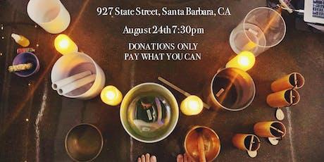 Artistic Sound Healing & Reiki Experience  tickets