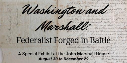 Washington-Marshall Exhibit Preview