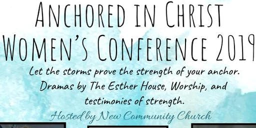 Anchored in Christ Women's Conference