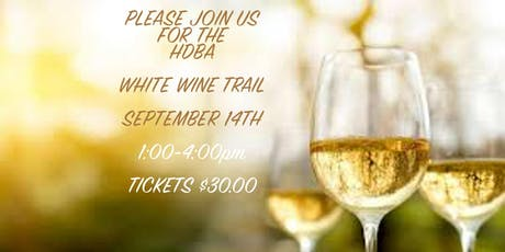 Historic Dublin- 2019  White Wine Trail tickets