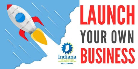 Launch Your Own Business-Richmond tickets