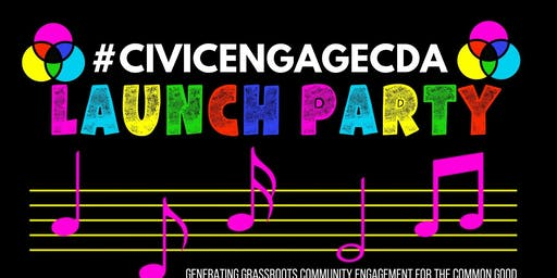 Civic Engage CDA Launch Party