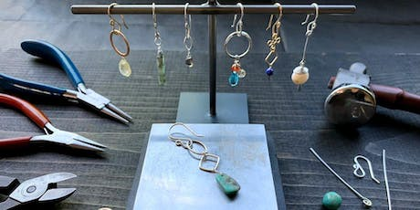 Jewelry Making Class with Tiffany Anne Studio at The Remains Gallery tickets