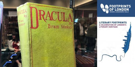 Bram Stoker and the Creation of Dracula tickets