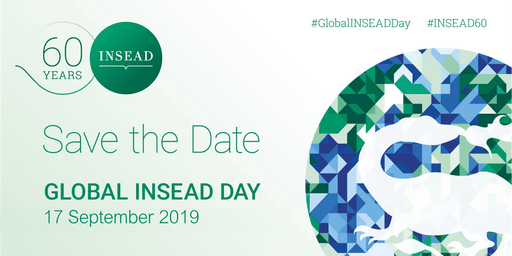 The Human Side of Digital Transformation: Global INSEAD Day Speaker Series