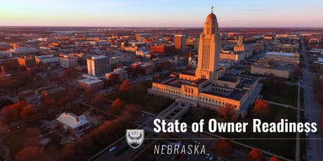NEBRASKA STATE OF OWNER READINESS + OMAHA tickets