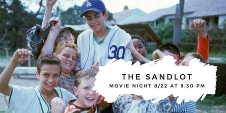 Outdoor Movie: The Sandlot tickets