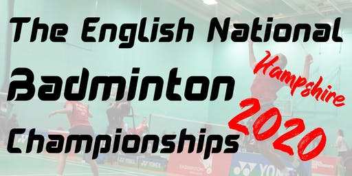 English National Badminton Championships 2020
