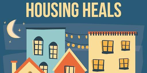 Open Arms Housing Eighth Annual Fundraiser: Housing Heals