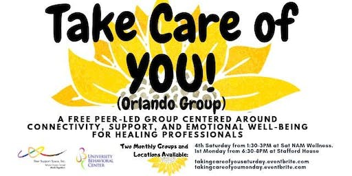 Take Care of YOU! (Orlando)