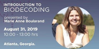 Biodecoding by Marie Ann Boularand