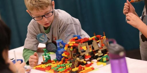 FIRST LEGO League Jr. BOOMTOWN BUILD Expo