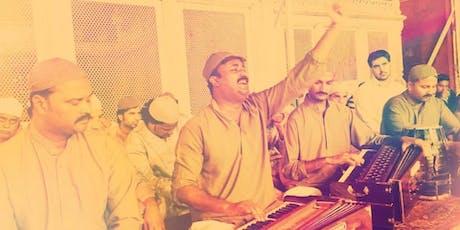 THE MYSTIC TRADITION - SAAMI BROTHERS QAWWAL / TRADITIONAL SUFI QAWWALI tickets