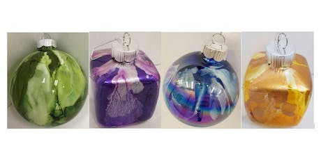 Sip & Paint: Christmas Ornaments tickets