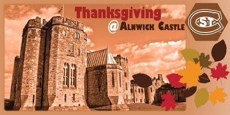 Thanksgiving at Alnwick 2019 tickets