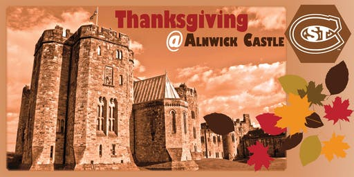 Thanksgiving at Alnwick 2019