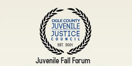 Ogle County Juvenile Justice Council Fall Forum tickets
