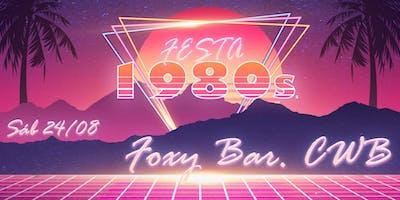 Baile Regresso aos Anos 80s