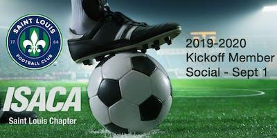 2019-2020 Kickoff Member Social - STL FC Game