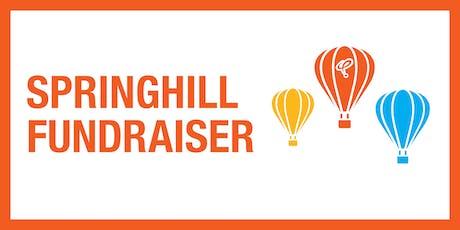 SpringHill Fundraiser tickets