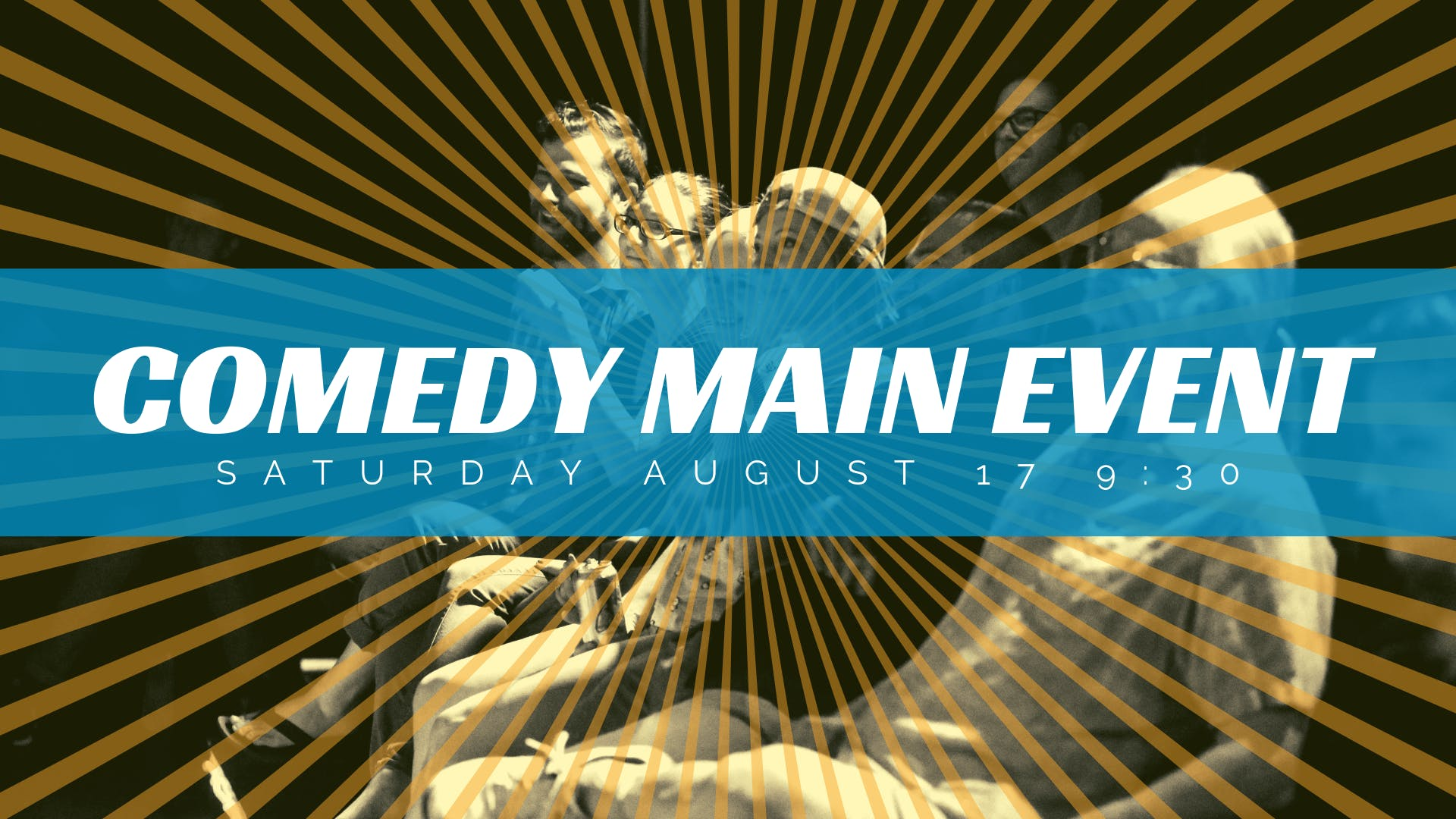Comedy Main Event