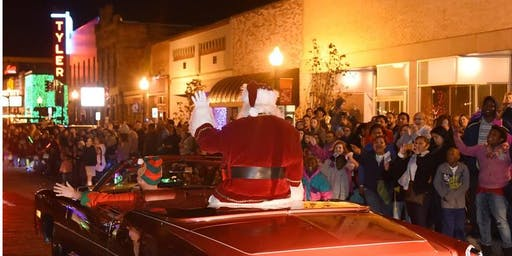 2019 Rotary Clubs of Tyler Christmas Parade