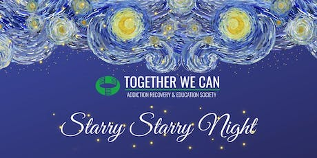 Together We Can Starry Starry Night Gala tickets