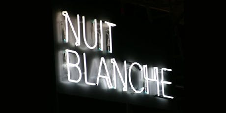 ISSAC Goes to Nuit Blanche tickets