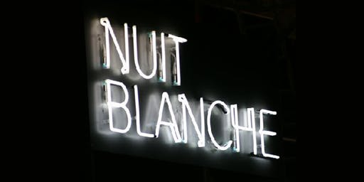 ISSAC Goes to Nuit Blanche