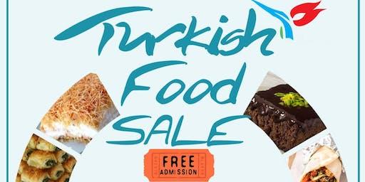 Turkish Food Sale