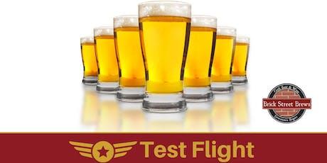 Test Flight: Beer Tasting - Shades of Arkansas Ambers tickets