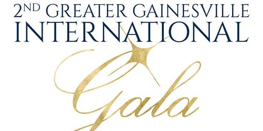2nd Annual Greater Gainesville International  Gala