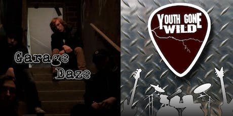Garage Daze with Youth Gone Wild at Spicoli's! tickets