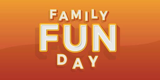 Surprise Church Family Fun Day