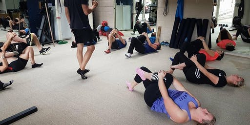 7 Week Group Mobility / Strength Training