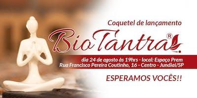 Coquetel de Lançamento BioTantra