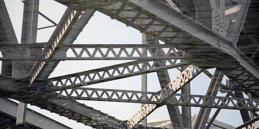 Missouri River Bridge as an Instrument