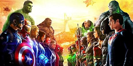 Marvel vs. DC Pub Crawl - Houston -  February 8, 2020 tickets