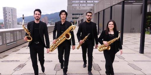 ZHdK Saxophone Quartet