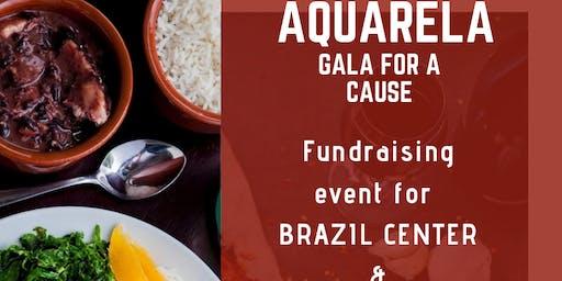 Aquarela & Gala for a Cause
