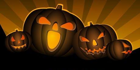 Halloween Havoc Throwdown tickets