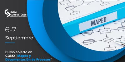 Curso Mapeo y Documentación de Procesos - CDMX