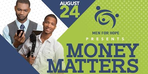 Men for Hope and SunTrust Present Money Matters