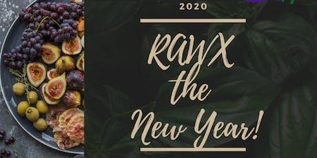 2020 RAWx the New Year! tickets