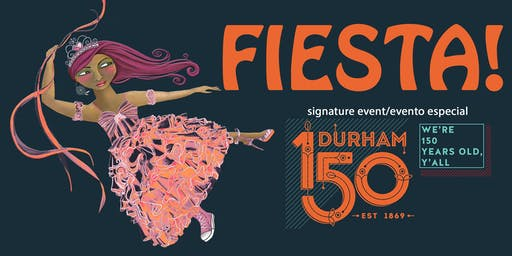 Durham 150 Fiesta free event